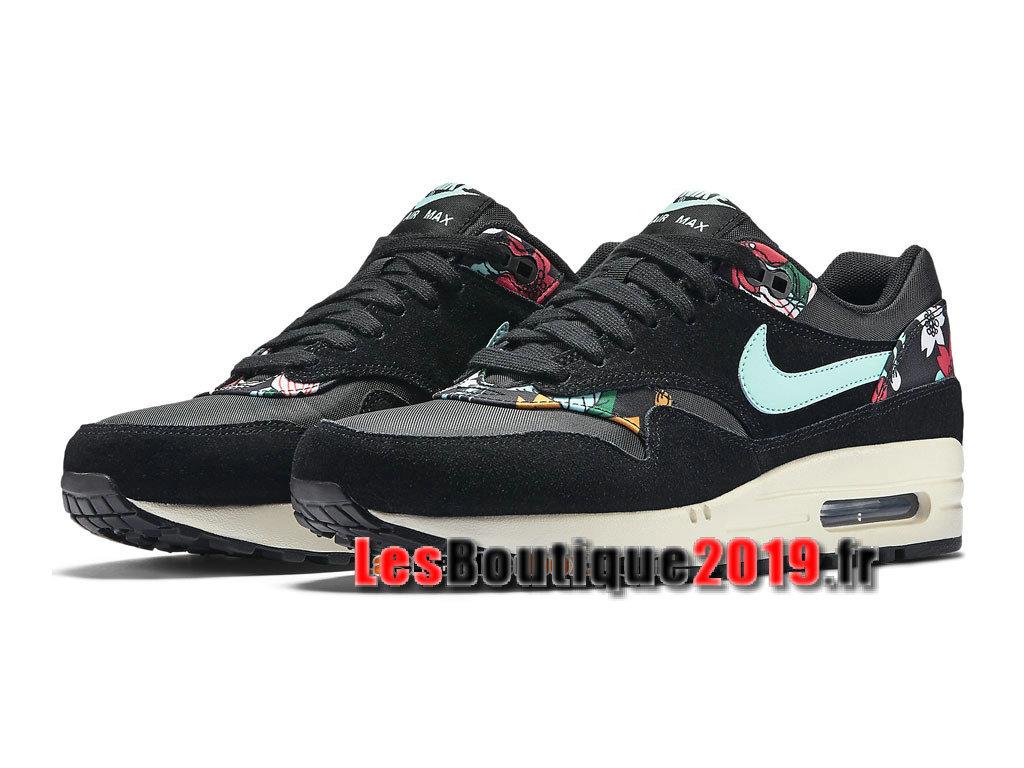 2945606db07 Nike Wmns Air Max 1 87 Print Black Green Women´s Kids´s Nike 2018 ...