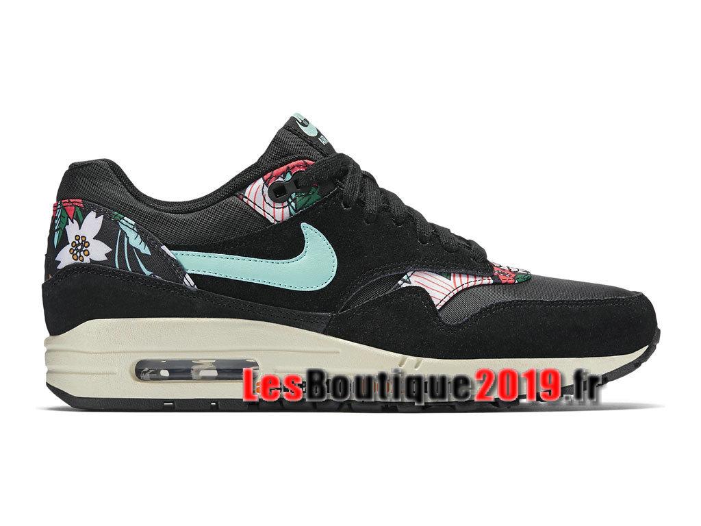 promo code 05c6a bbb18 Nike Wmns Air Max 1 87 Print Black Green Women´s Kids´ ...