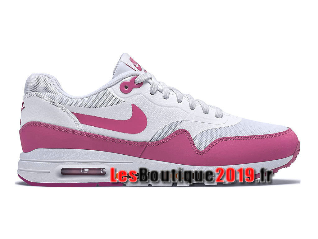 quality design c932d e3e84 Nike Wmns Air Max 1 Ultra Essentials GS Pink White Women´s Kids´