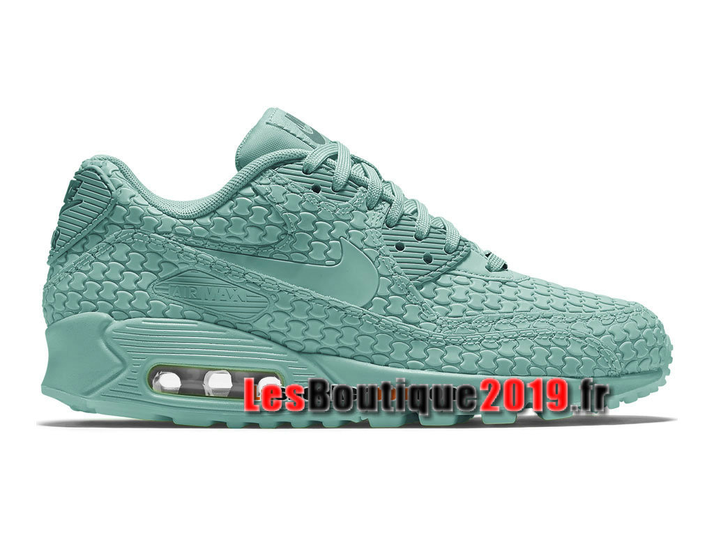 Nike Wmns Air Max 90 City Collection Vert Chaussures Nike Running Pas Cher Pour Femme/Enfant 813152-613