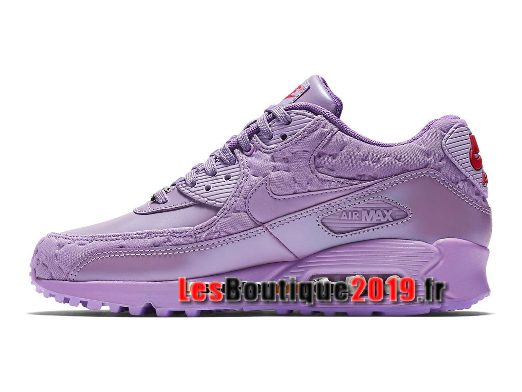 finest selection a1b39 e83ef ... Nike Wmns Air Max 90 City Collection Violet Chaussures Nike Running Pas  Cher Pour Femme  ...