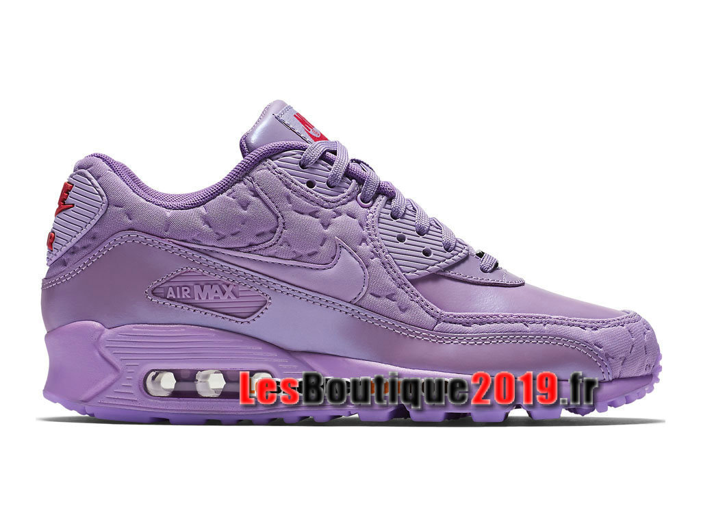 best service d0f16 e5a2e Nike Wmns Air Max 90 City Collection Violet Chaussures Nike Running Pas  Cher Pour Femme  ...