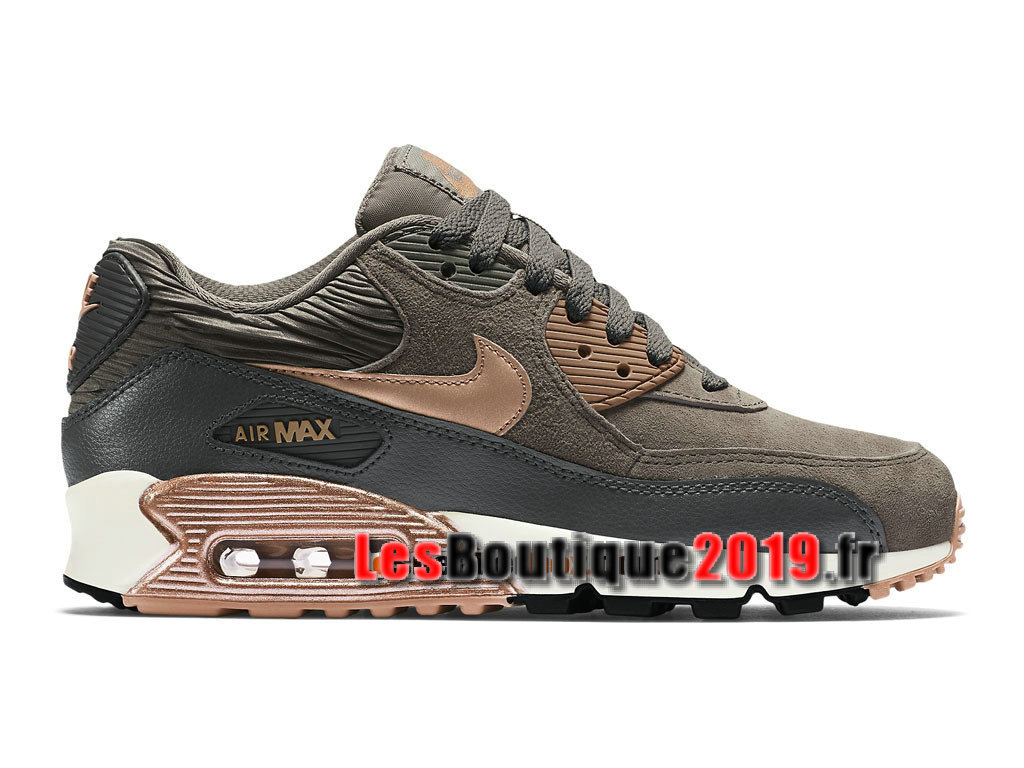 Nike Air Max 90 Leather (LTR) Chaussures Nike Prix Pas Cher
