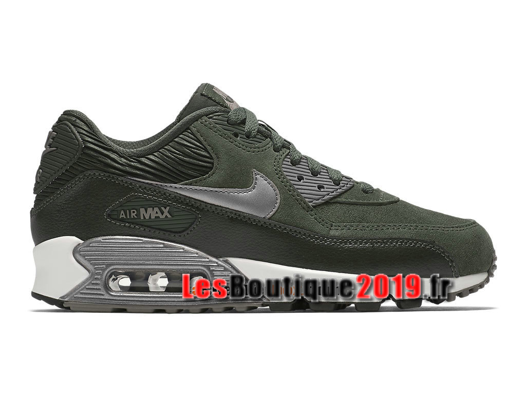 competitive price b5a3f 044df Nike Wmns Air Max 90 Leather LTR Gery Women´s Kids´s