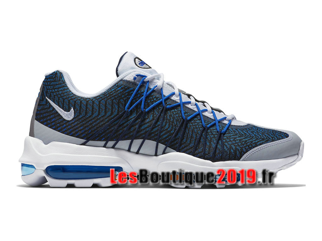 Nike Wmns Air Max 95 Ultra Jacquard Women´s/Kids´s Nike Running Shoes Blue White 749771-401G