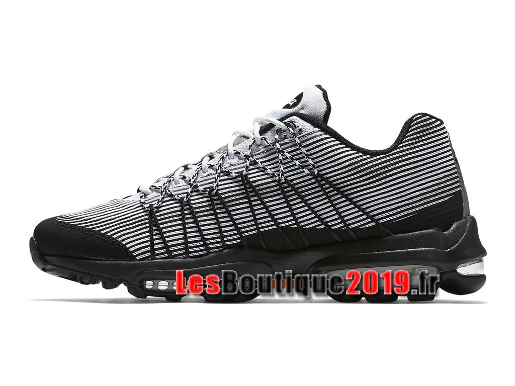 official photos 194ba 339ff ... Nike Wmns Air Max 95 Ultra Jacquard Chaussures Nike Running Pas Cher  Pour Femme/Enfant ...