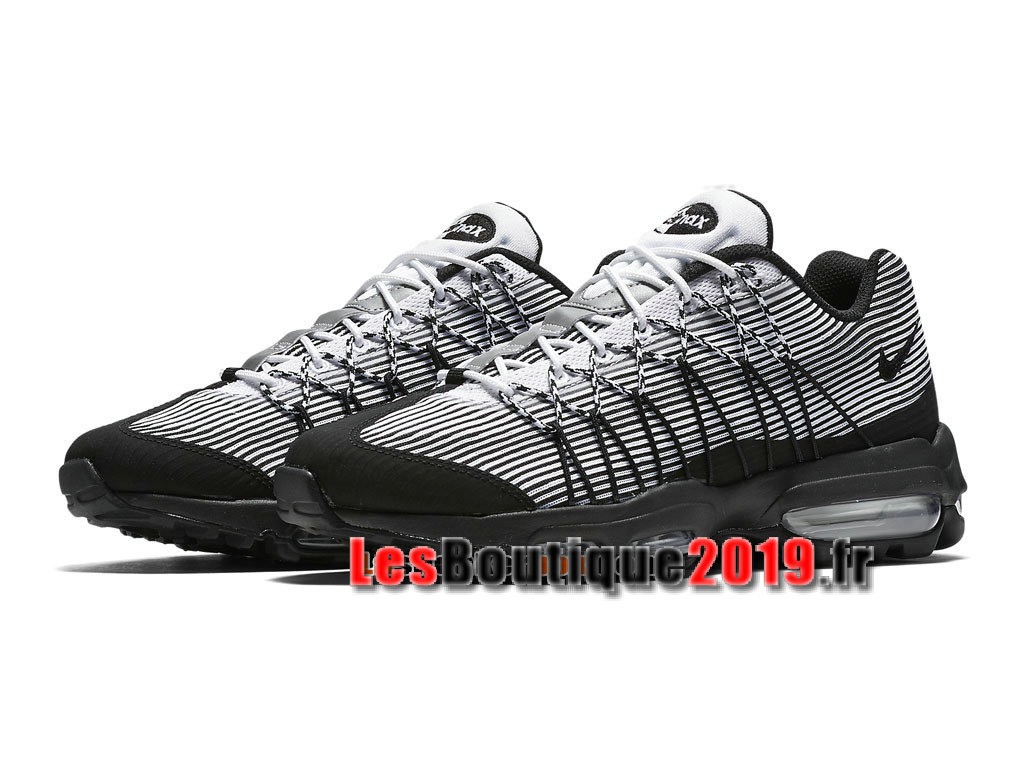 best service 0b224 d1122 ... Nike Wmns Air Max 95 Ultra Jacquard Chaussures Nike Running Pas Cher  Pour Femme/Enfant