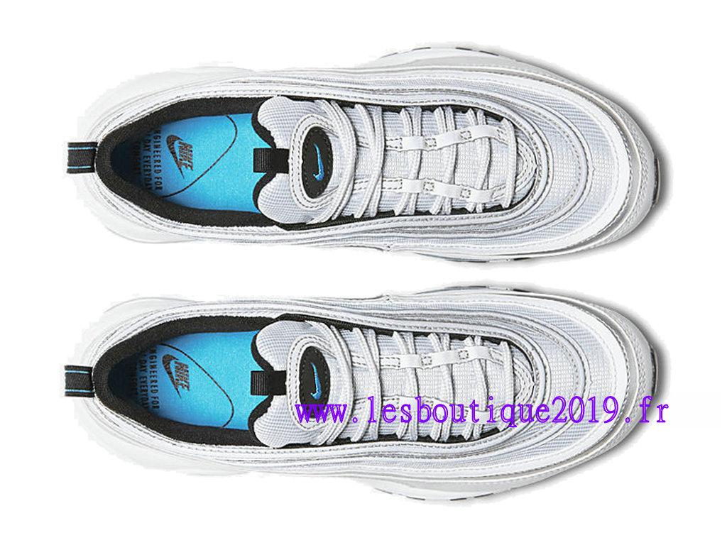 outlet store e4200 5c567 ... Nike Wmns Air Max 97 Platinum Marina Blue Women´s Kids´s Nike ...