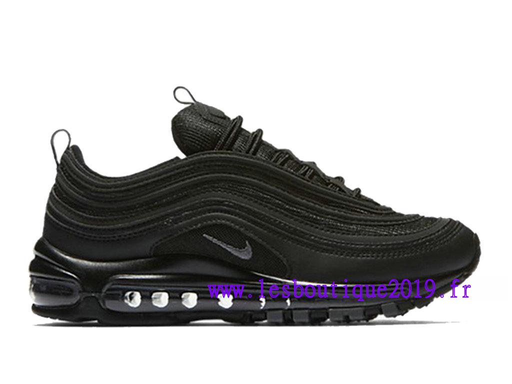 Nike Wmns Air Max 97 Triple Black Chaussures de Running Pas Cher Pour FemmeEnfant 921733 001 1808020230 Achetez de Chaussure de Baskets ! Nike en