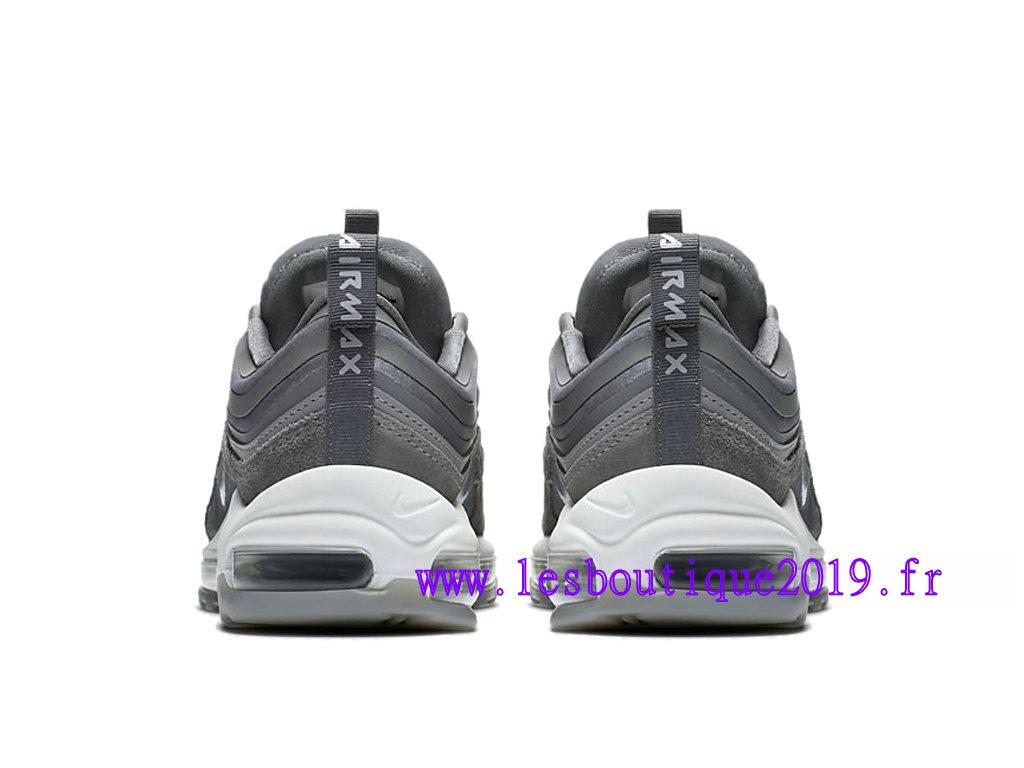 a466efcb921 ... Nike Wmns Air Max 97 Ul ´17 Lx Gris Blanc Chaussures de Running Pas Cher