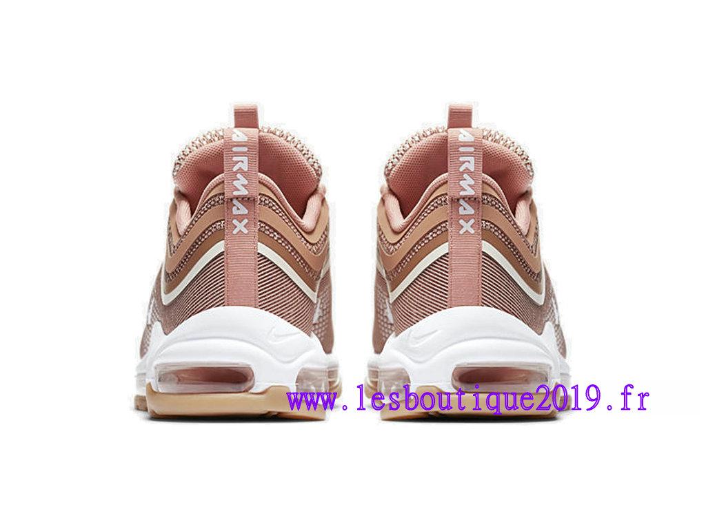 buy popular 299da de009 ... Nike Wmns Air Max 97 Ultra ´17 Pink White Women´s Kids´