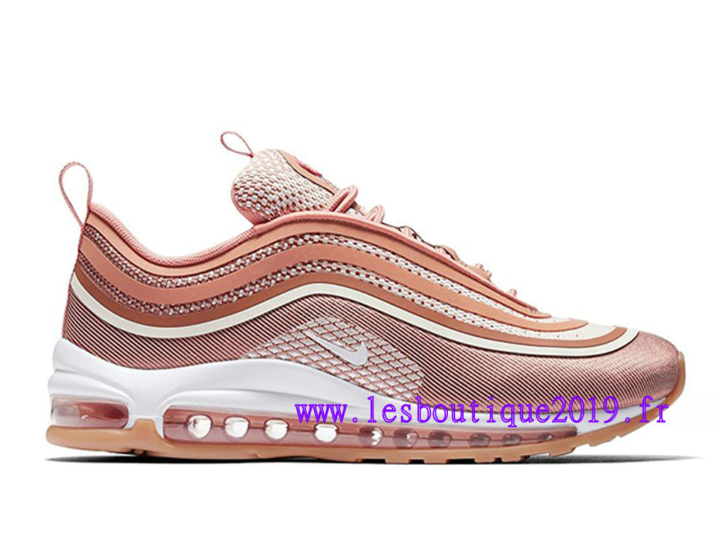 new style 481e0 6bacc Nike Wmns Air Max 97 Ultra ´17 Pink White Women´s Kids´ ...