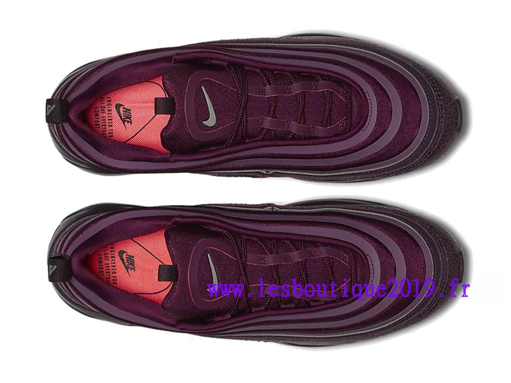Nike Wmns Air Max 97 Ultra ´17 SE Bordeaux Chaussures de Running Pas Cher Pour FemmeEnfant AH6806 600 1808020234 Achetez de Chaussure de Baskets