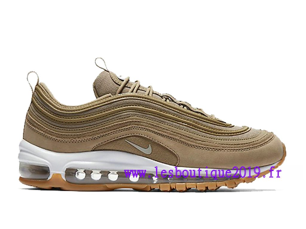 the best attitude a4cd6 1d42e Nike Wmns Air Max 97 Ultra Khaki Light Bone Women´sKids´s ...