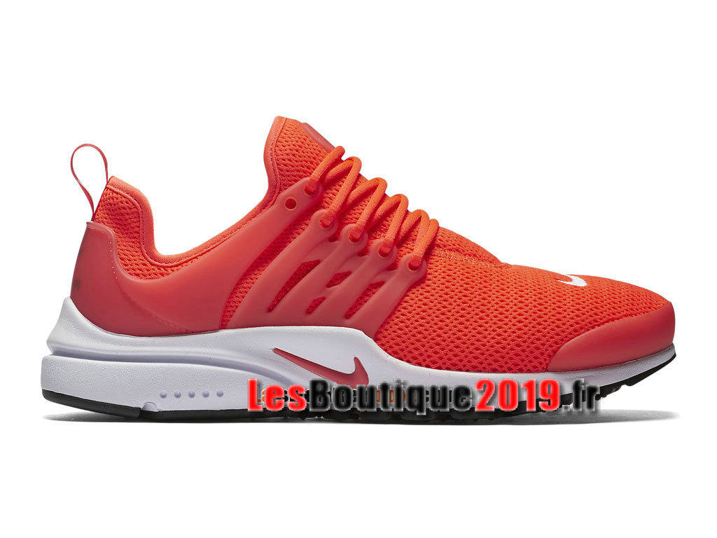Nike Wmns Air Presto 2016 Rouge Blanc Chaussures Nike Running Pas Cher Pour Femme/Enfant 846290-800