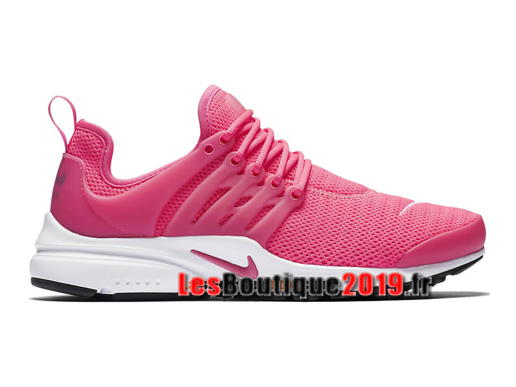 Nike Wmns Air Presto Rose Blanc Chaussures Nike Running Pas Cher Pour Femme/Enfant 878068-600