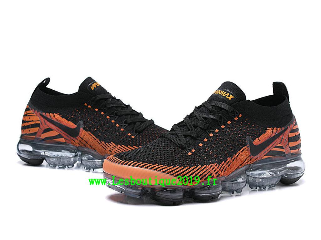 b25fbe3792420 ... Nike Wmns Air VaporMax Flyknit 2.0 W Chaussures Running Prix Pas Cher  Pour Femme Noir Rouge ...