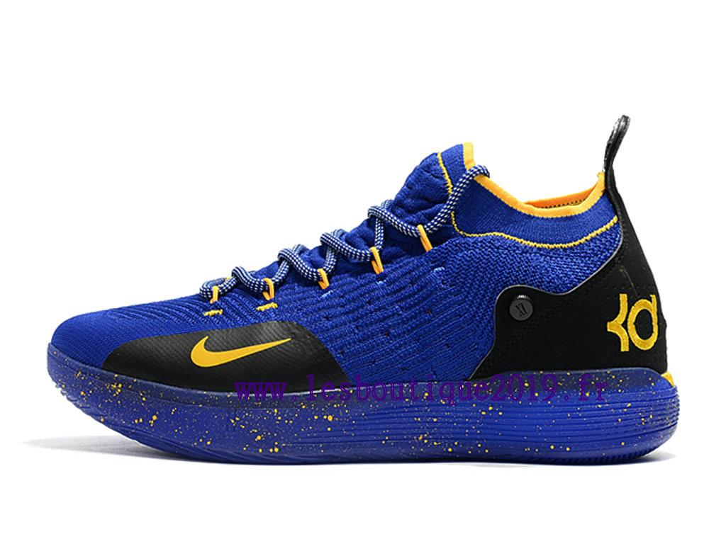 5fcdc2cbaaa7 Nike Zoom KD11 EP Blue Black Men´s Nike BasketBall Shoes AO2605-ID1 ...