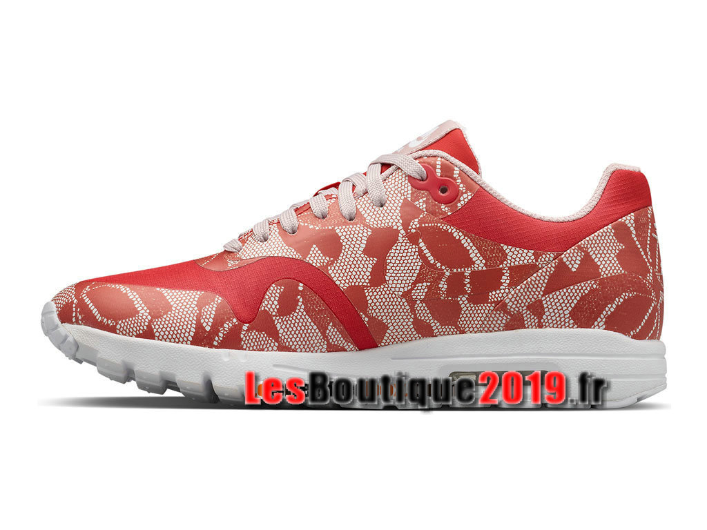 Royaume-Uni disponibilité 39cd7 e55d6 NikeLab Lace Air Max 1 Ultra GS Red Women´s/Kids´s Nike Sportswear Shoe  789564-661 - 1808130365 - Buy Sneaker Shoes! Nike online!