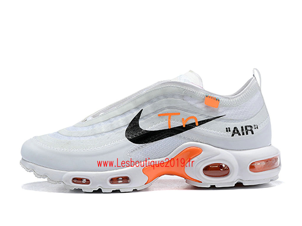 39a7cff47c Off-White x Nike Air Max Plus Tn Men´s Nike Tuned 1 Shoes White ...