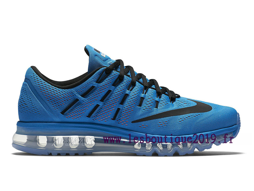 Running Nike Air Max 2016 Men´s Nike BasketBall Shoes Blue Black 806771_408