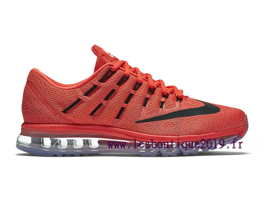 Running Nike Air Max 2016 Men´s Nike BasketBall Shoes Red Black 806771_600