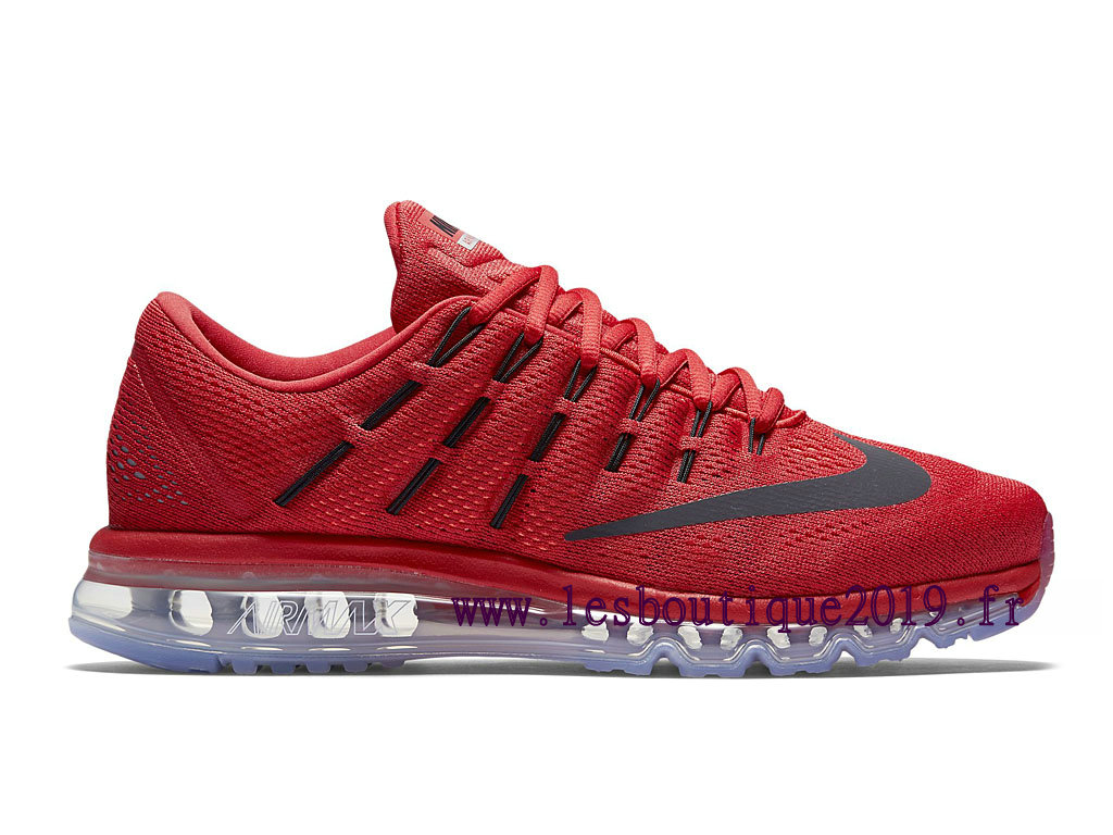 Running Nike Air Max 2016 Men´s Nike BasketBall Shoes Red Black 806771_601