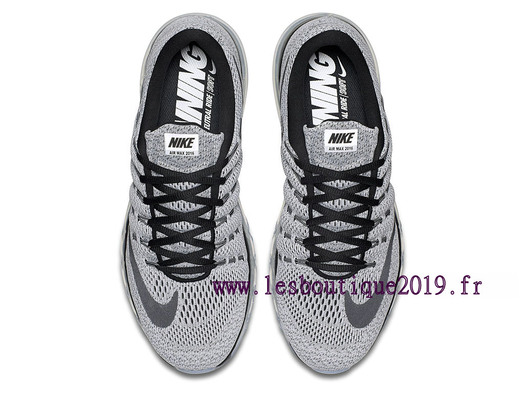on sale 1e600 0b0e0 ... Running Nike Air Max 2016 Men´s Nike Prix Shoes White Black 806771 101  ...