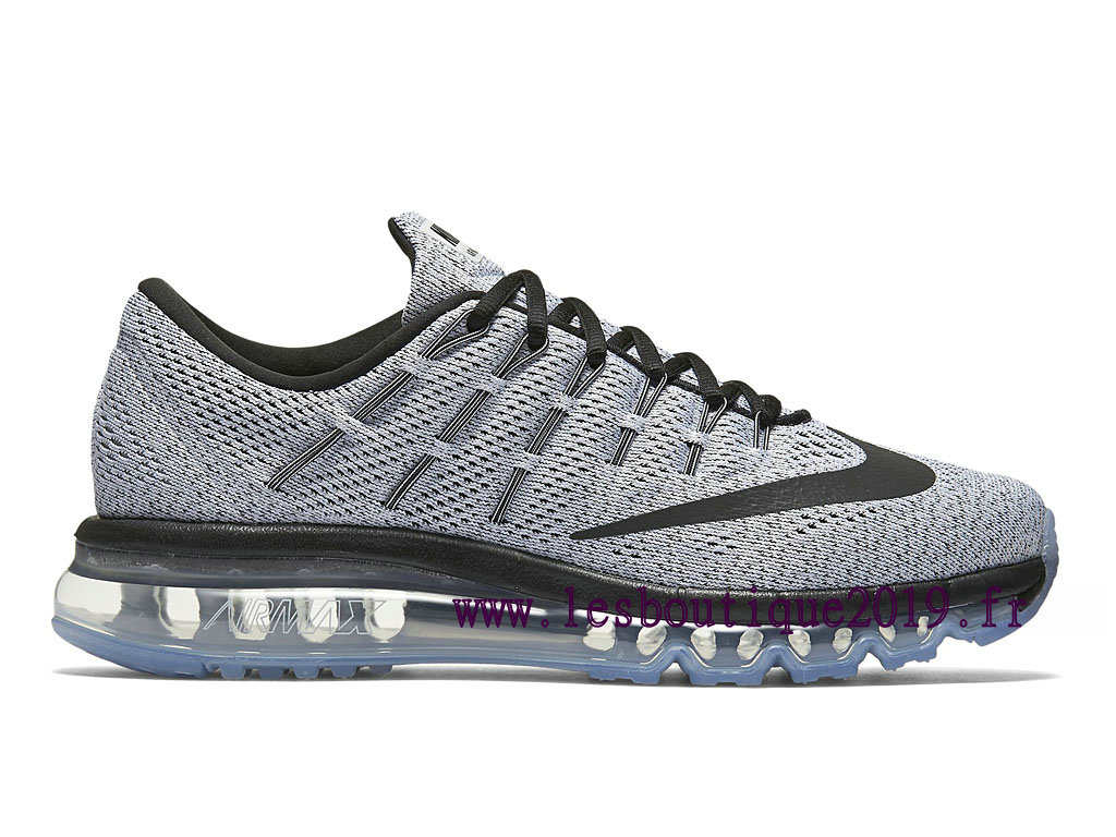 Running Nike Air Max 2016 Men´s Nike Prix Shoes White Black 806771_101