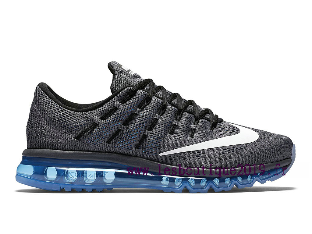 Running Nike Air Max 2016 Men´s Nike Prix Shoes Black Blue 806771_002