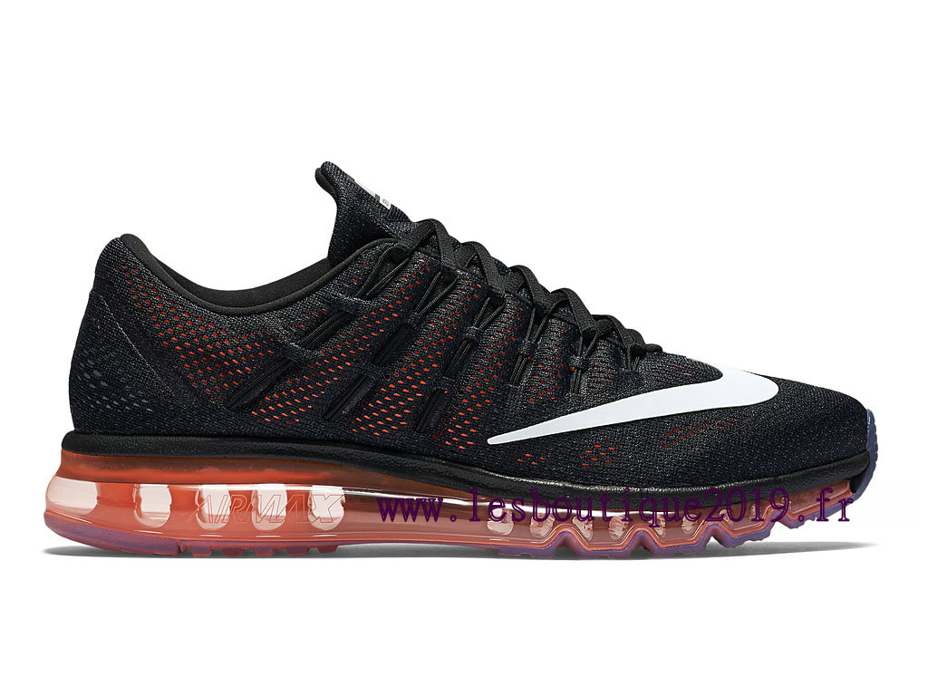 Running Nike Air Max 2016 Men´s Nike Prix Shoes Black Orange 806771_008