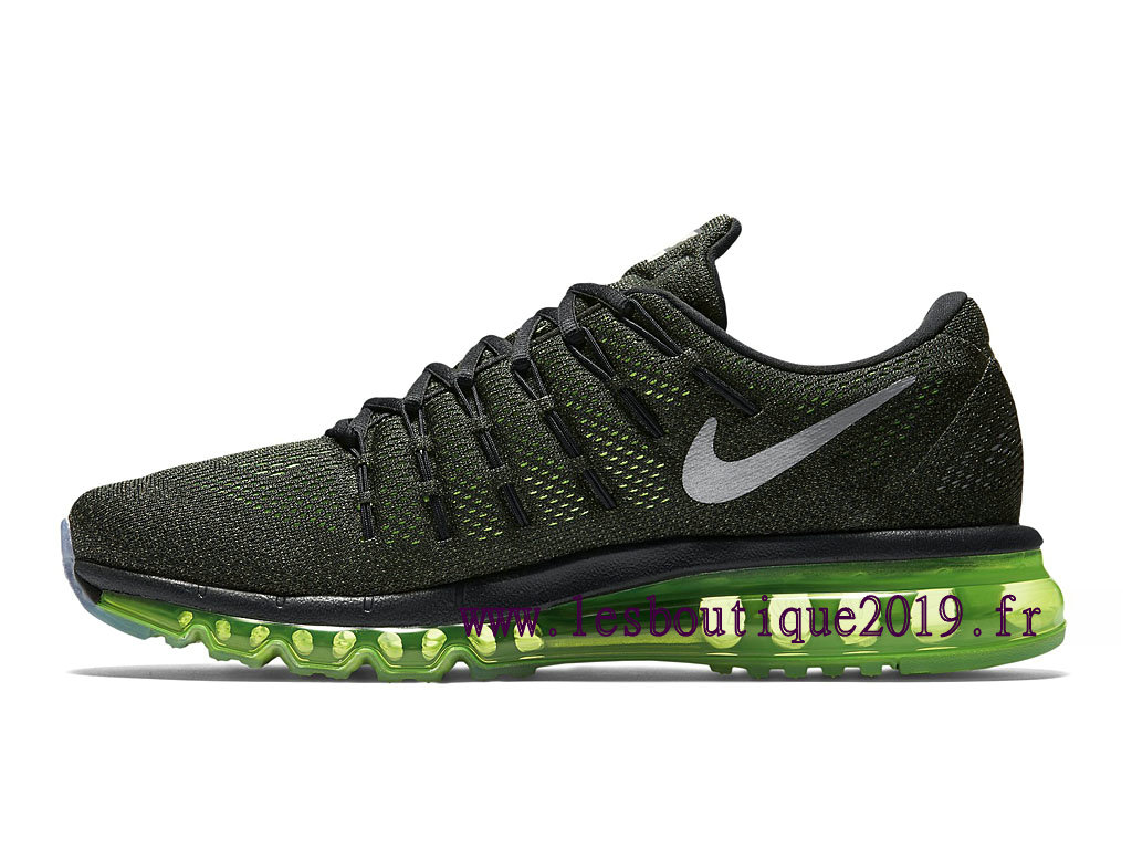 énorme réduction fb0f7 fa820 Running Nike Air Max 2016 Men´s Nike Prix Shoes Black Green 806771_013 -  1809210808 - Buy Sneaker Shoes! Nike online!